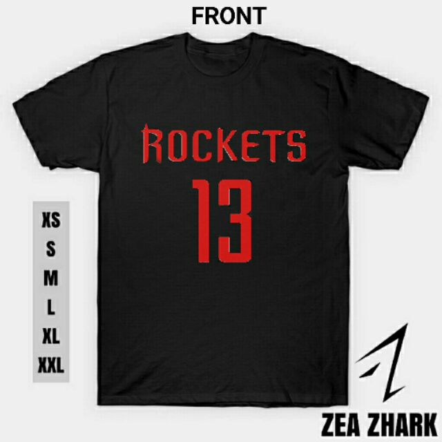 e7aba6e2f2a NBA Houston Rockets Cotton Sando Unisex High Quality
