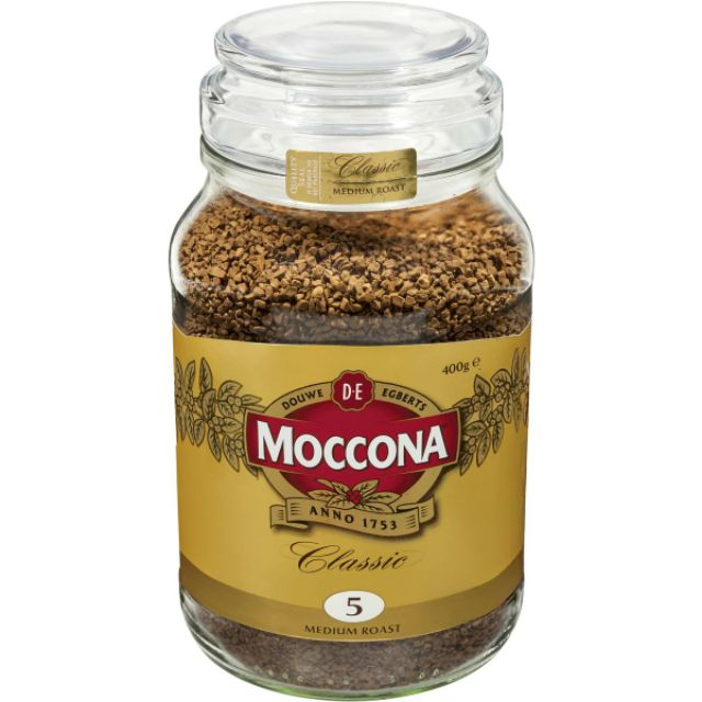 Cod Moccona Coffee 400g From Australia Authentic