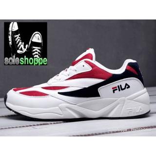 FILA Venom 94 'White/Red' | Shopee Philippines