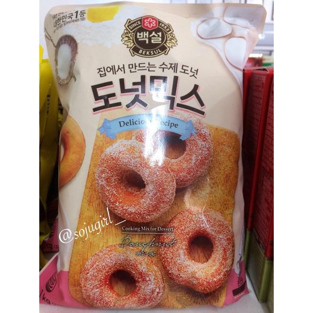 1kg Beksul Korean Doughnut Mix