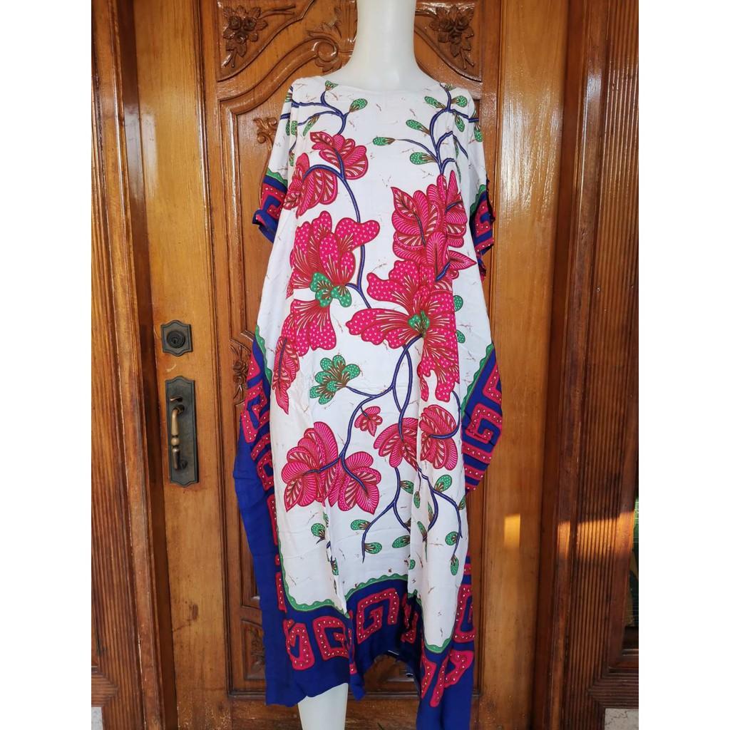 Floral Dress/Batik/Ethnic Design/Kaftan/Indian New Arrival