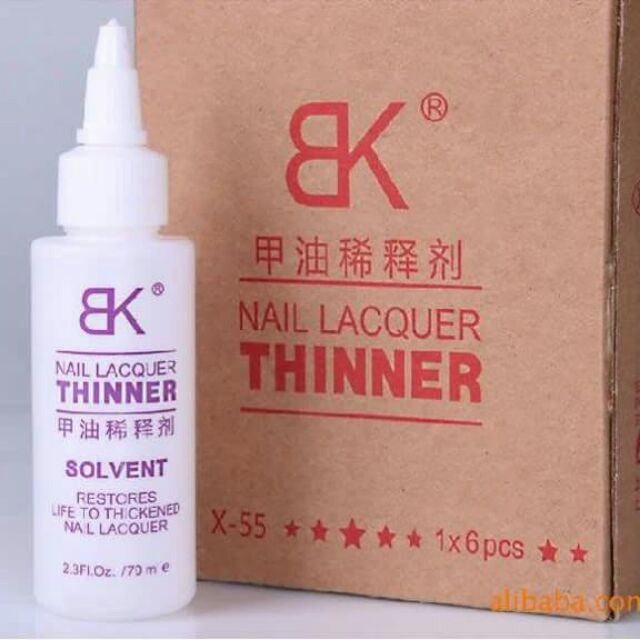 Nail Polish Thinner | Shopee Philippines