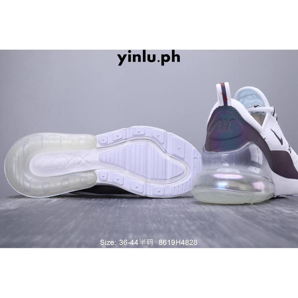 sold worldwide temperament shoes look for Nike Air Max 270 rear cushion cushioning running shoes