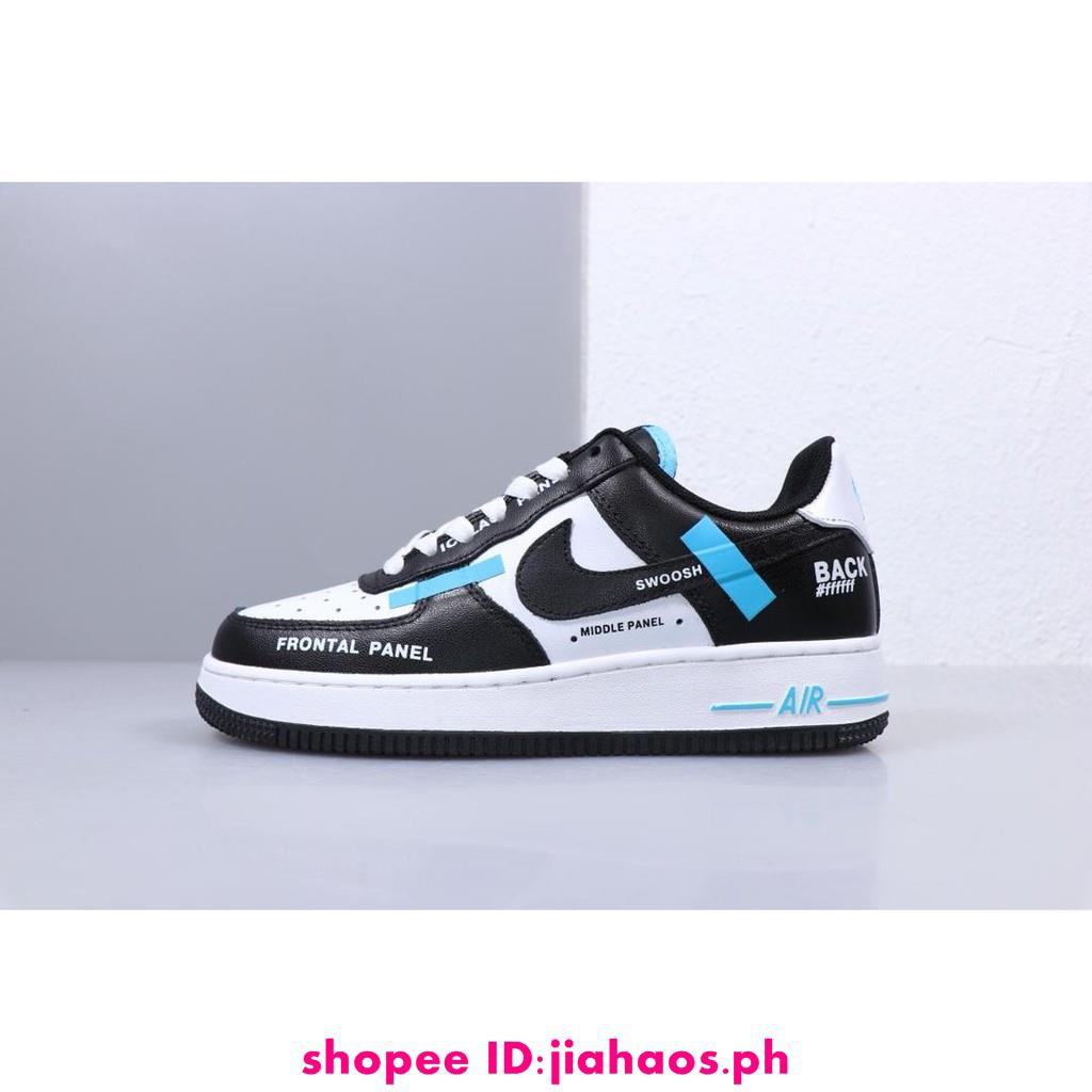Nike Air Force 1 '07 classic women's shoes low cut leather Built-in air cushion Sports Shoes