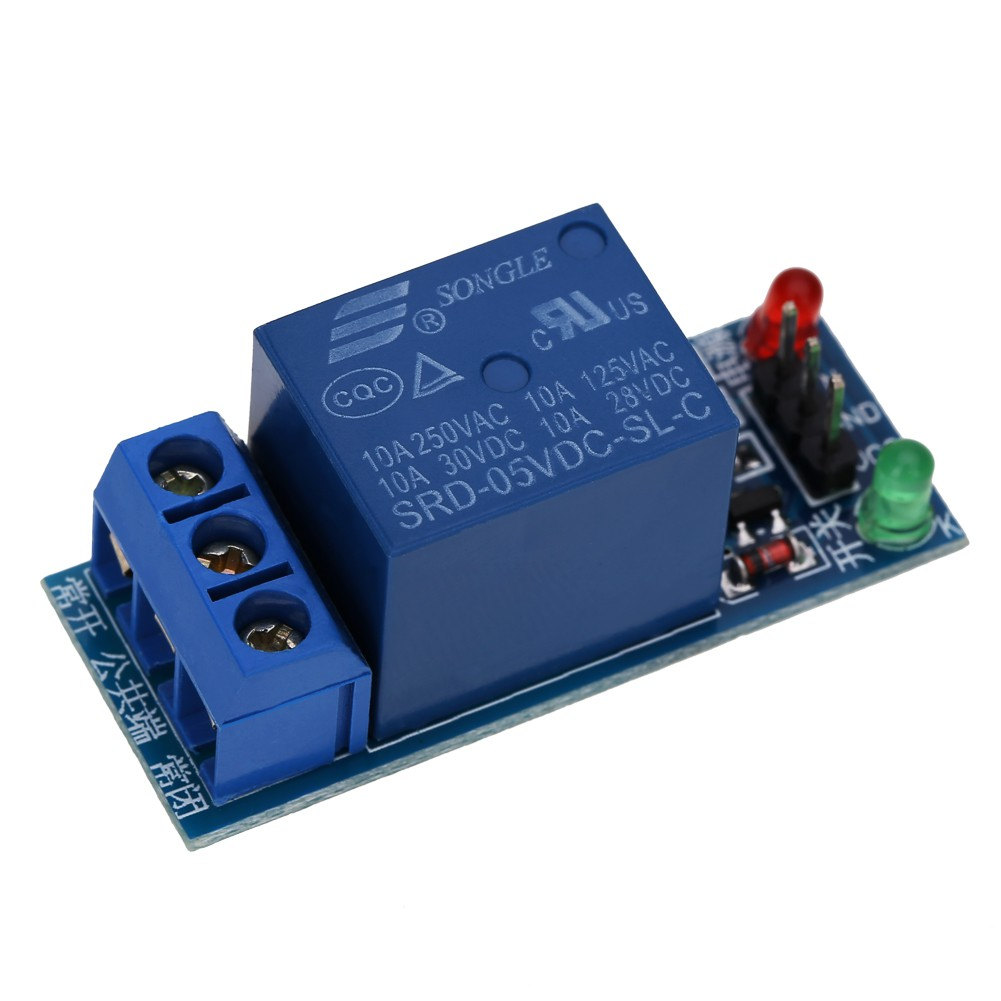 1Channel 5V Relay Module Shield for Arduino Uno Meage 2560 1280 ARM PIC AVR DSP