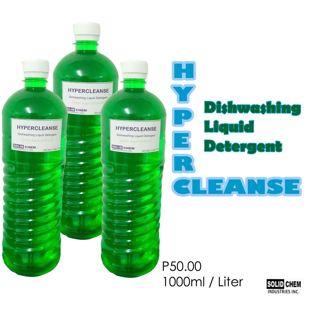 HyperCleanse Dishwashing Liquid