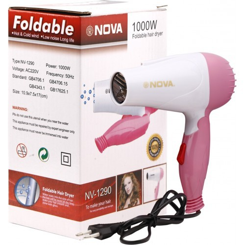 Nova Foldable Hair Dryer  28e0c4344b