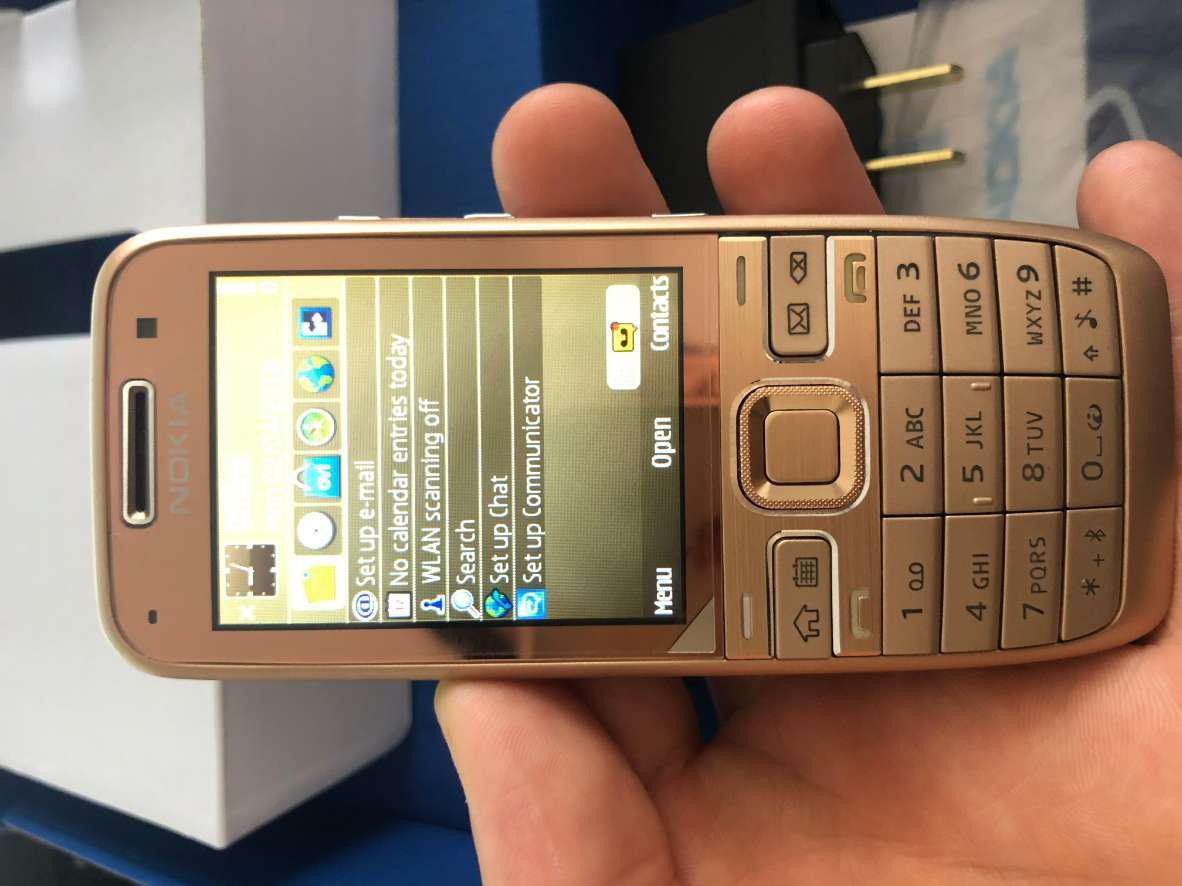 E52 Original Nokia E52 Bluetooth WIFI GPS 3G Cell Phone