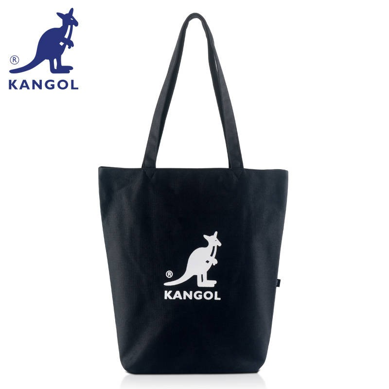 Kangol Canvas Tote Bags Female Student