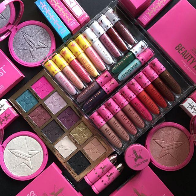 Jeffree Star Cosmetics Velour Liquid Lipstick Family