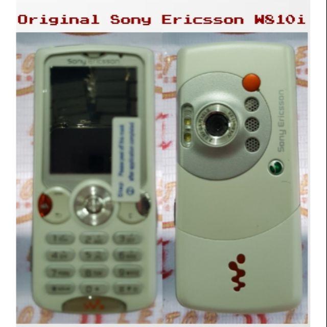 Original sony ericsson w810