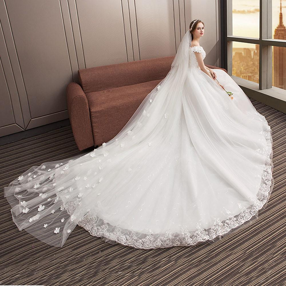 Simple Wedding Dresses In Philippines: Wedding Dress High Quality Bride Simple Bridal Gown