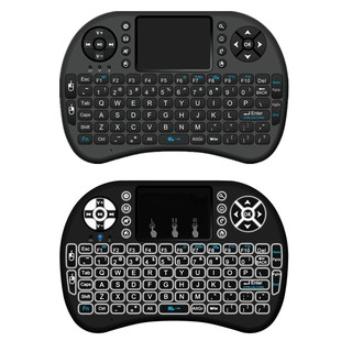 b931507c19d i8 Mini Wireless 2.4GHz Keyboard Gaming Air Mouse with Touchpad USB For TV  Box | Shopee Philippines
