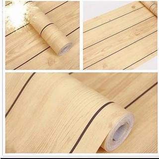 Wood Like 2 Pvc Wallpaper Sticker