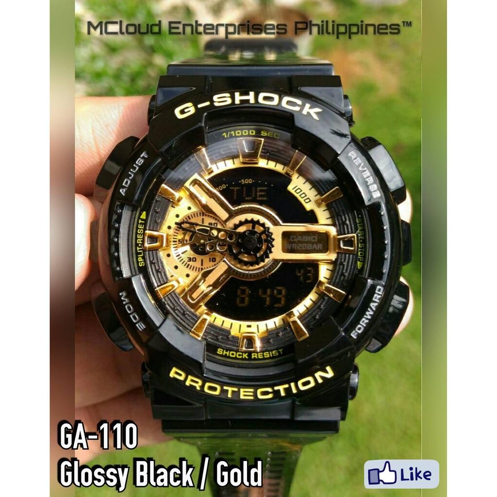 Casio G-Shock GA-110 Premium Replica  39fc38f1975a