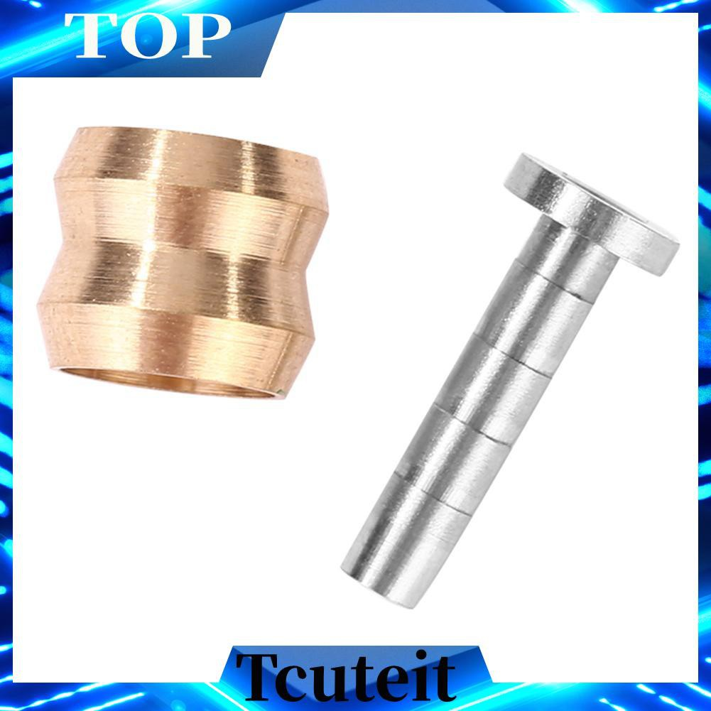 For HOPE TECH3 V4//E4//X2 Bicycle Oil Needle Olive Head Oil Pipe Joint 3PCS//Set