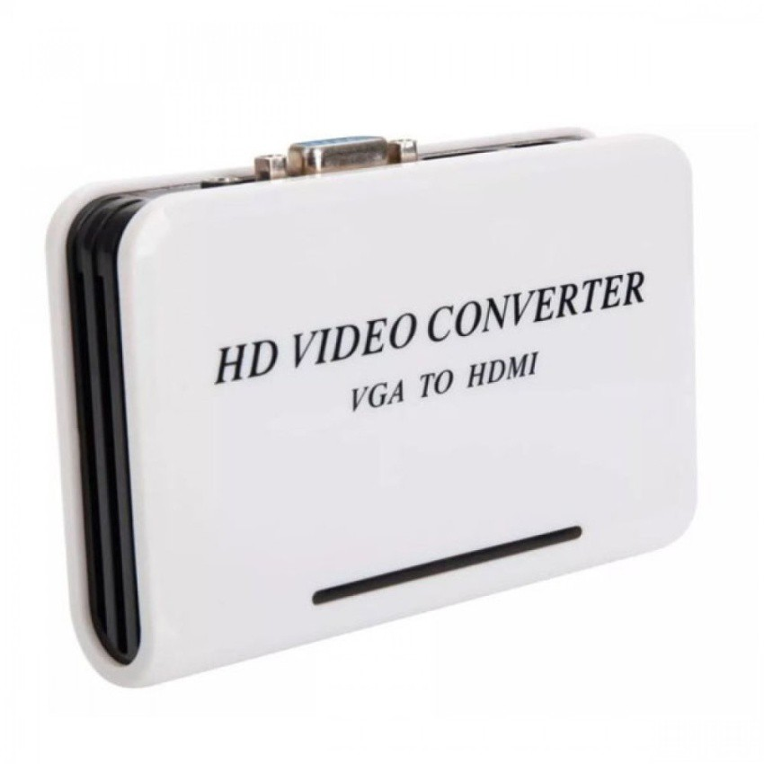 VGA to HDMI Converter ( with audio ) AY 22 | Shopee Philippines