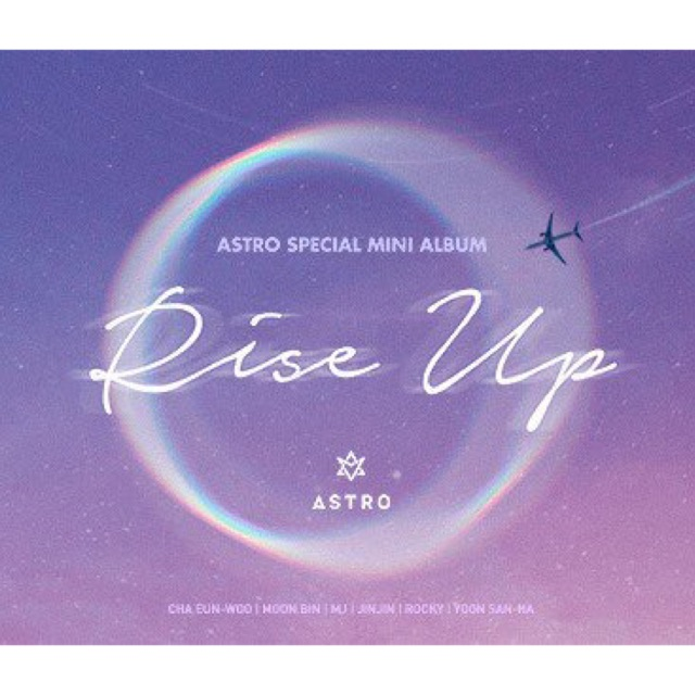 Astro Rise Up Special Mini Album