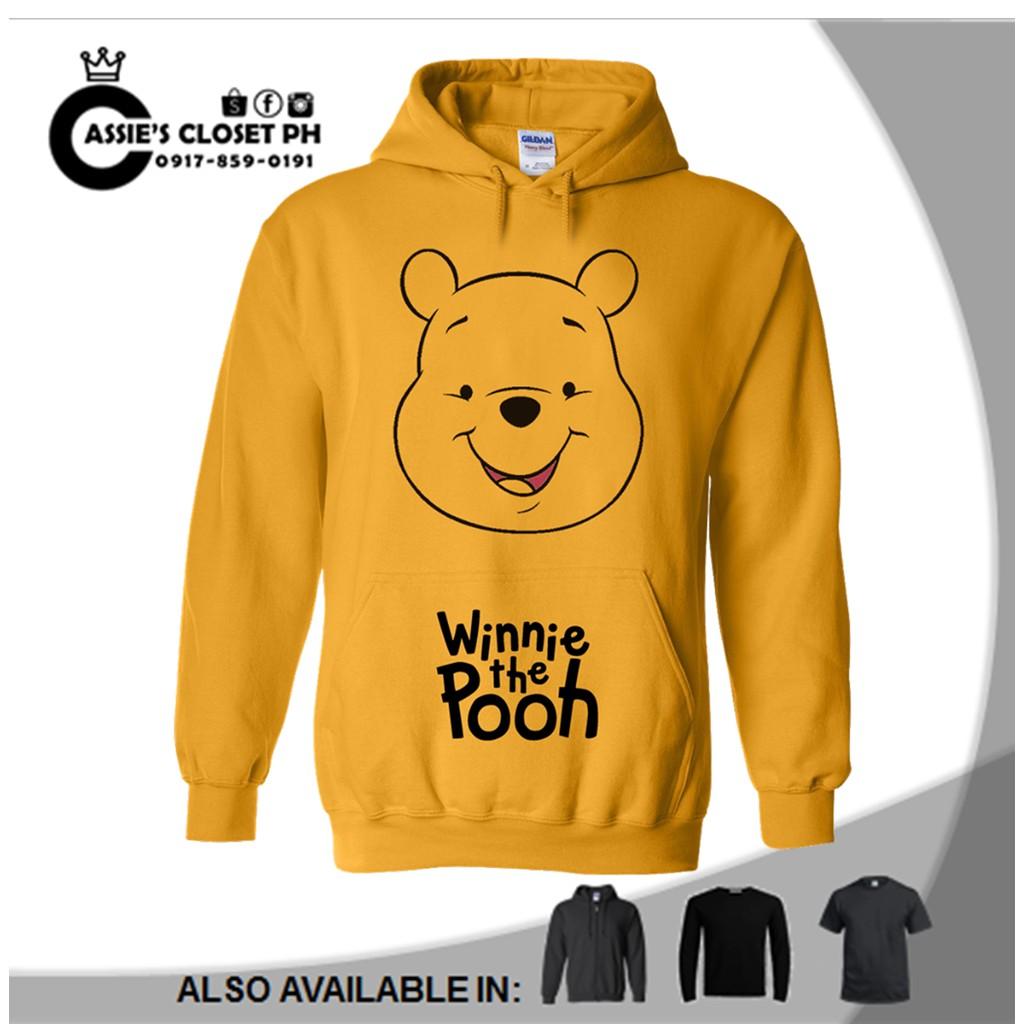 8cb6804553b0 Winnie The Pooh Hoodie Jacket