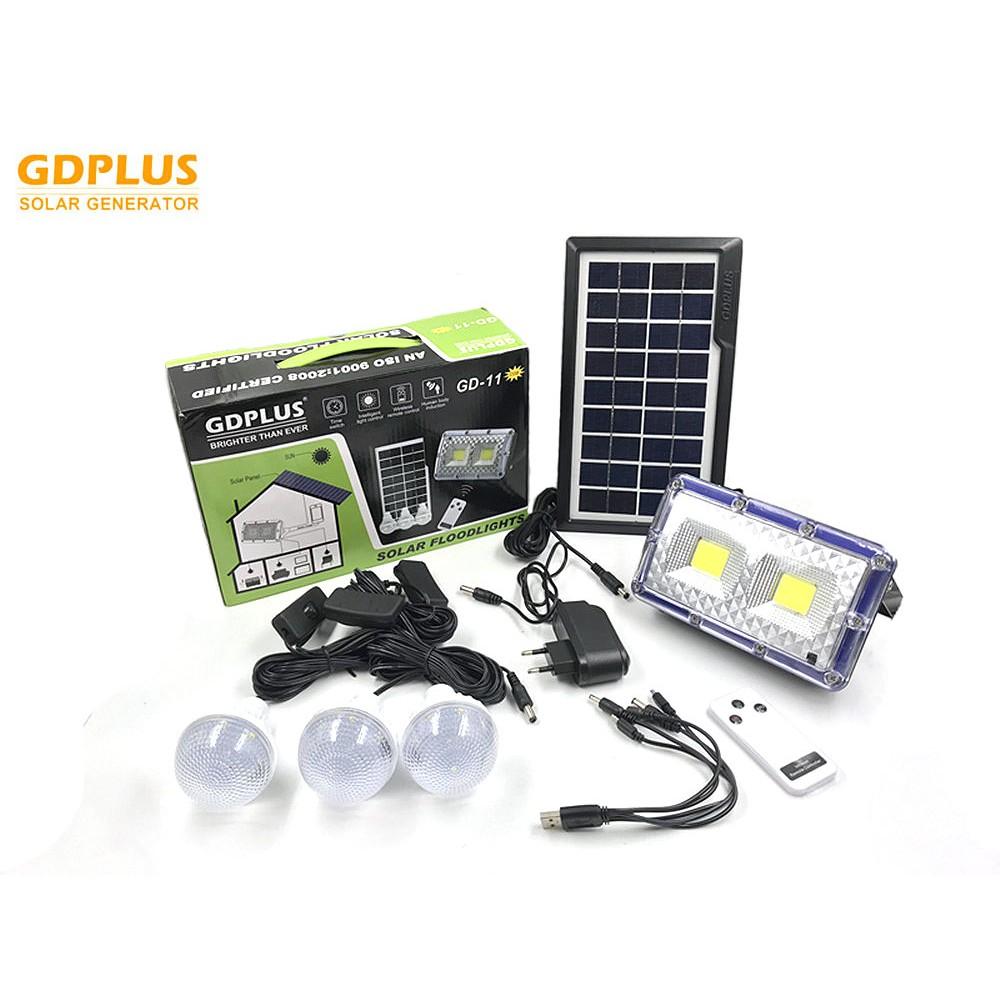 Original GDPLUS GD11 Plus Solar Lighting System Kit