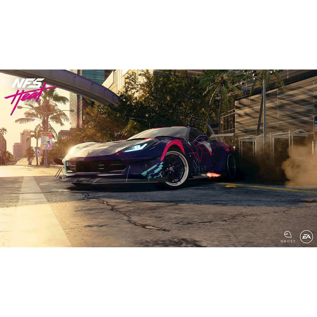 Playstation Ps4 Need For Speed Heat R3 Shopee Philippines