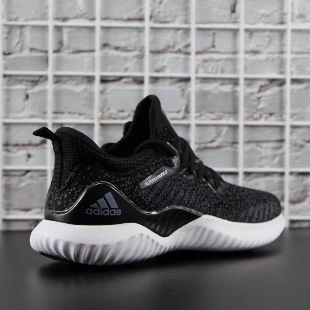 [FA] Adidas Alpha4 Unisex Running Women Men Shoes Rubber Yeezy 330 V2 Couple shoes for Men&Women