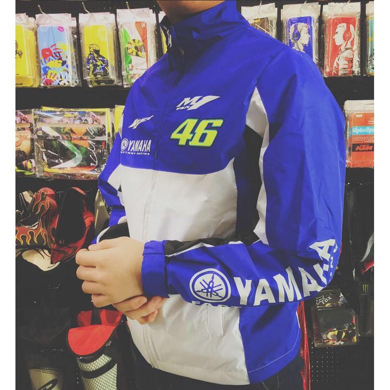 24e9ad3a3 Yamaha Jacket Riding Jacket Waterproof Fall Winter Jacket Baju Kalis Air  Mesh