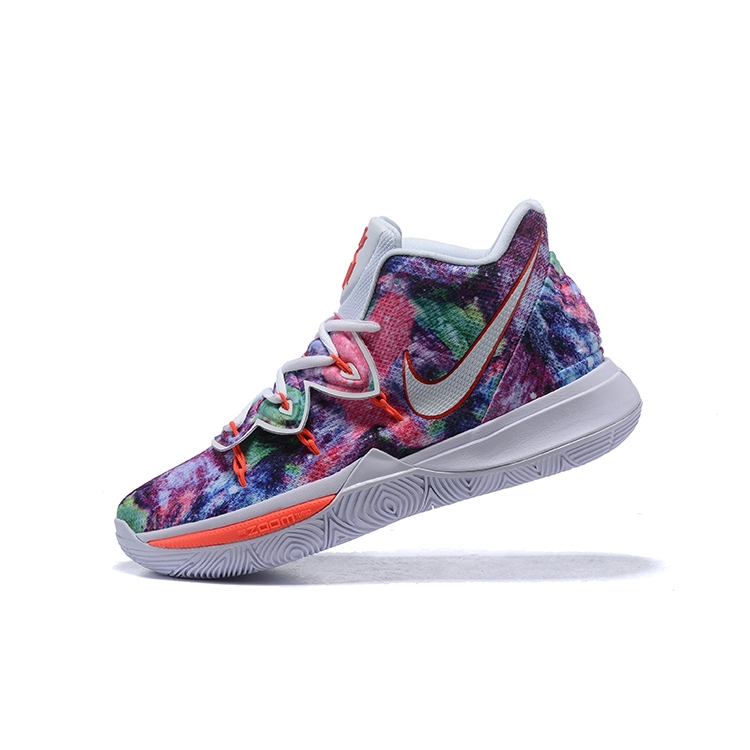 kyrie shoes colorful