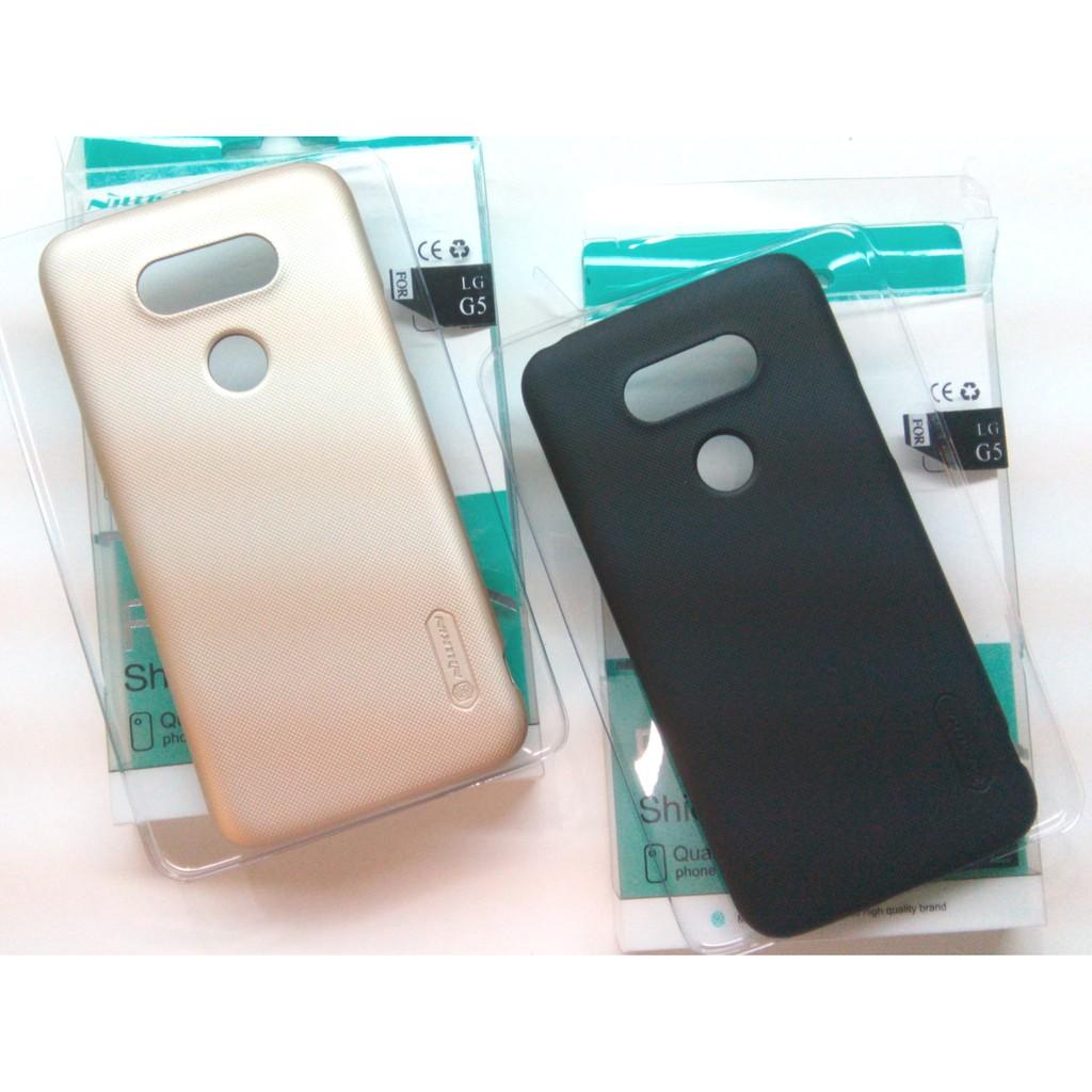 Lg G Pro Lite D686 Nillkin Frosted Shield Hard Case Shopee Black Philippines