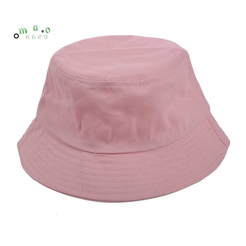 Ladies Packable Summer Bucket Boonie Hat Festival Fishing Summer beach Sun hat