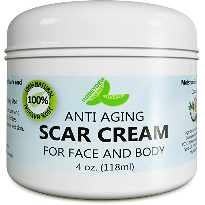 From Us Anti Aging Scar Cream For Face And Body Stretchmarks