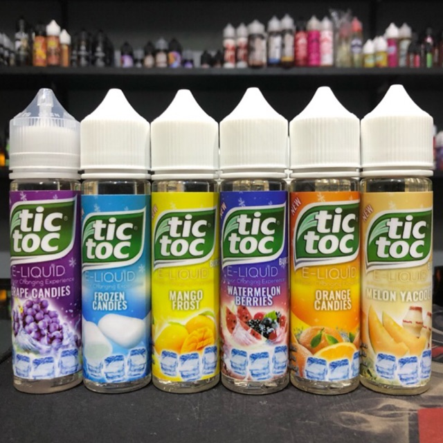 Marvel e-Liquid Fruit Ice Pops 3mg | 6mg vape juice 65ml