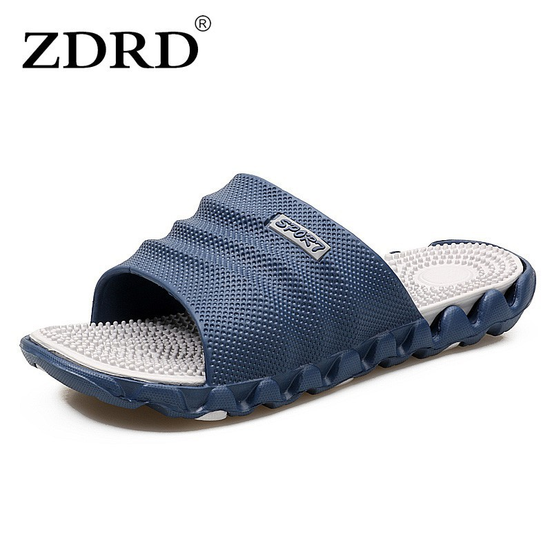 e135a0d378fb NT KLYWOO Plus Size 45 Famous Brand Designer Men Sandals Slippers Casual  Shoes O