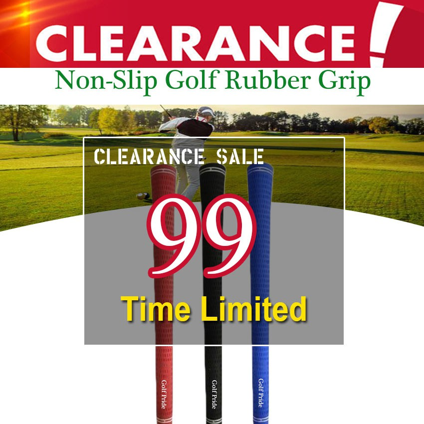 Non Slip Golf Rubber Grips Clubs Iomic Golf Driver Grips High Quality Hot Sale Shopee Philippines