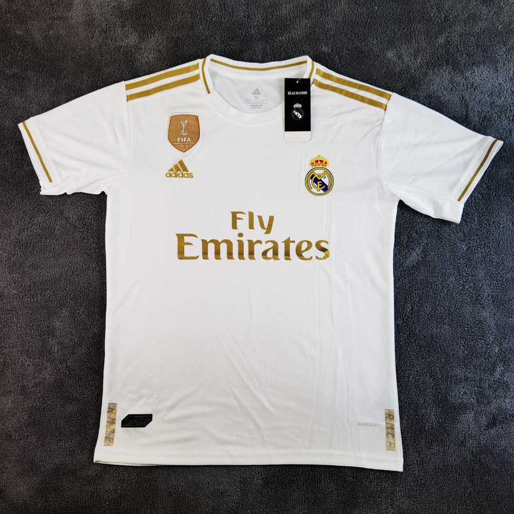actual picture high quality class A white fly emirates adidas ...