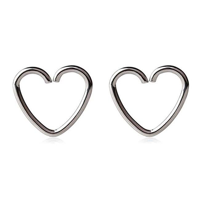 Nose Studs Nose Ring Titanium Steel Nose Studs Gold Nose Stud