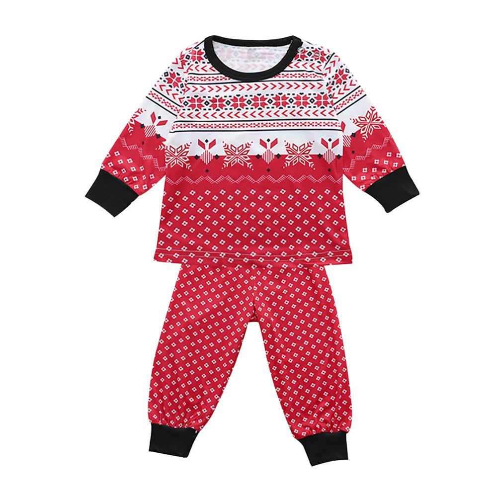 Toddler Christmas Pajamas.Toddle Family Matching Christmas Pajamas Pjs Sets 2pc Sleepwear Nightwear Pyjama