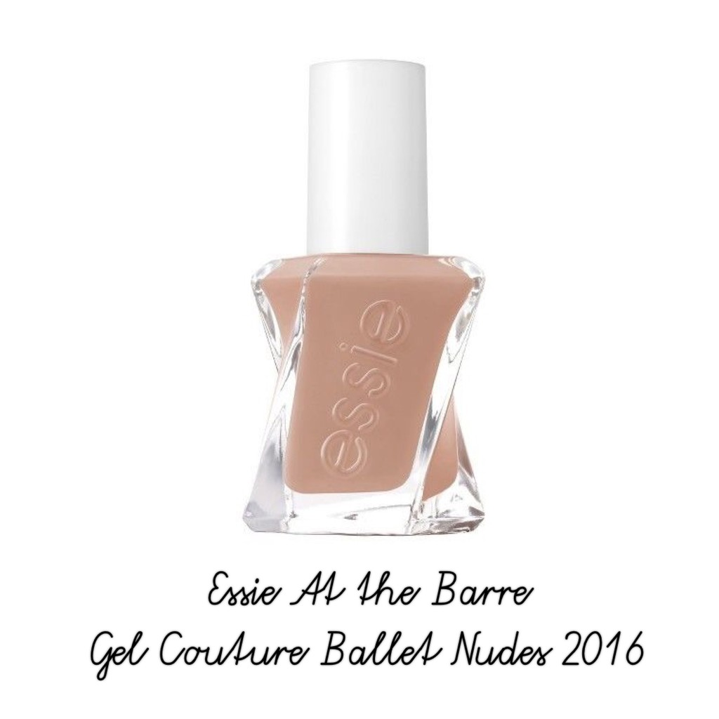 Essie At The Barre Gel Couture