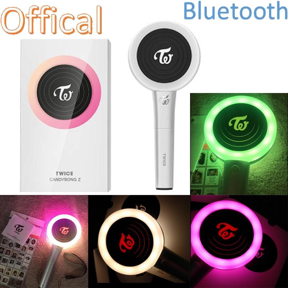 [COD] Bluetooth Kpop TWICE Ver 2 Lightstick Candy Bong Official Lightstick  App Connect