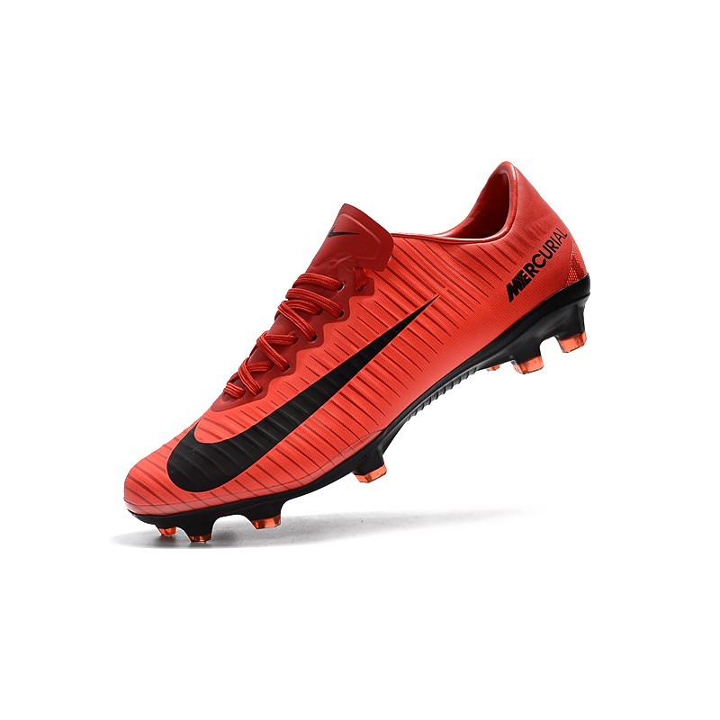 low priced 65caa 5f82b ★Gift a football bag★nike Mercurial Vapor XI FG Soccer Shoes
