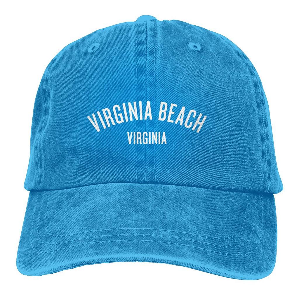 Virginia Denim Dad Cap Baseball Hat