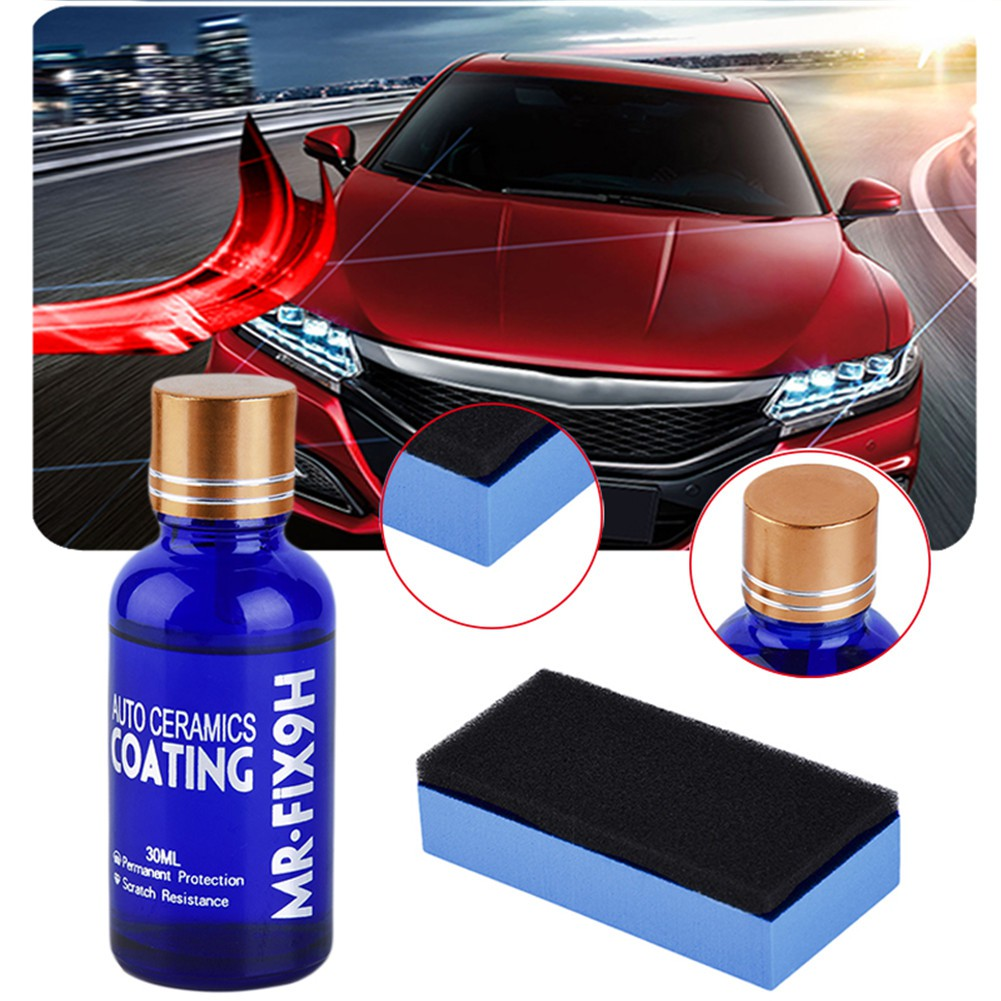 Anti Scratch Car Polish Auto Paint Care Super Glass Coating