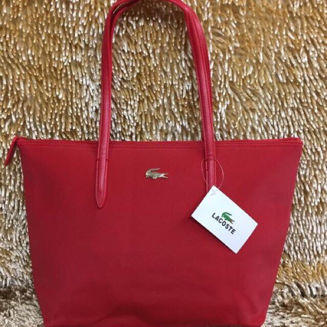 ea7bcce28b 💋Fashion lacoste bag | Shopee Philippines