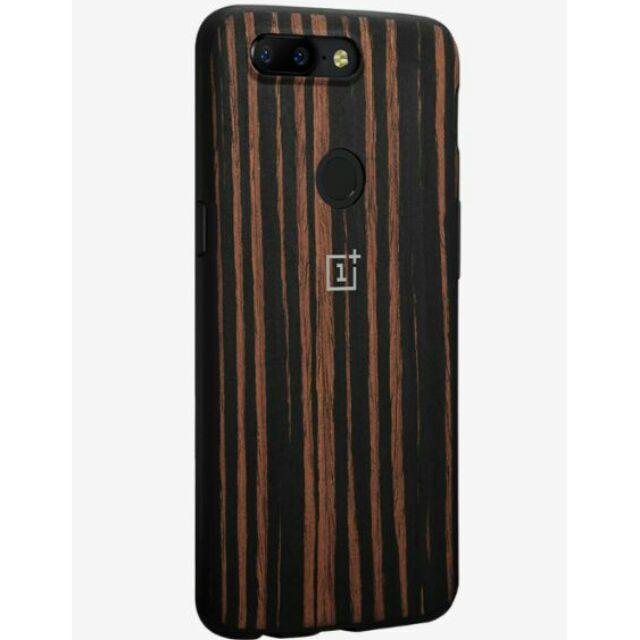best sneakers 89c9f 57350 OnePlus 5T oneplus5t Bumper Case Ebony Wood