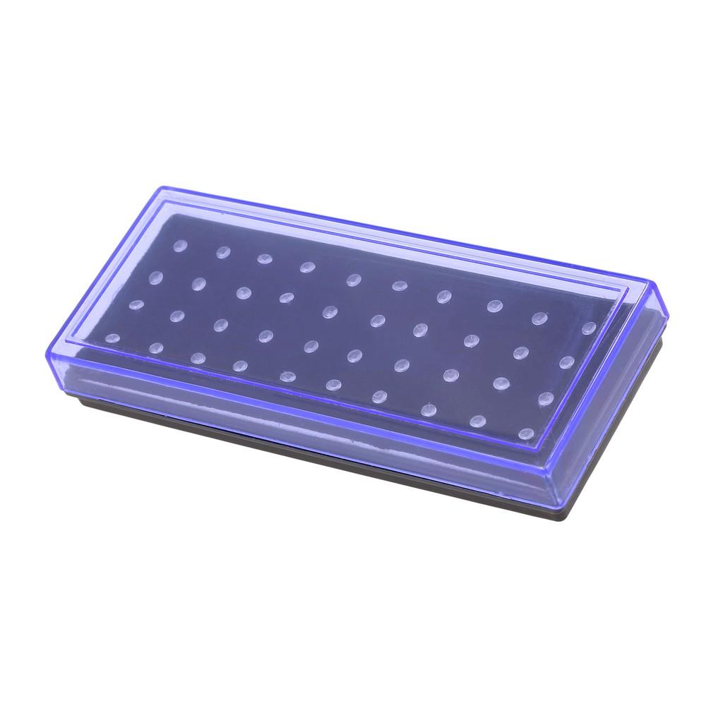 40pcs Nose Studs Plastic Transparent Nose Piercing Jewelry For