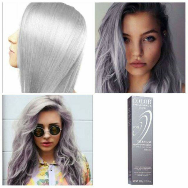 Anium Ion Color Brilliance Semi Permanent Hair Sho Philippines