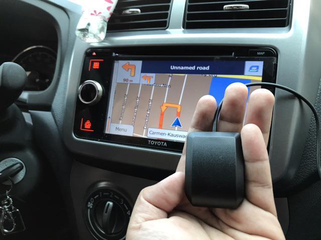 Toyota Wigo GPS iGO Navigation SD Card Philippines 2018 Q2