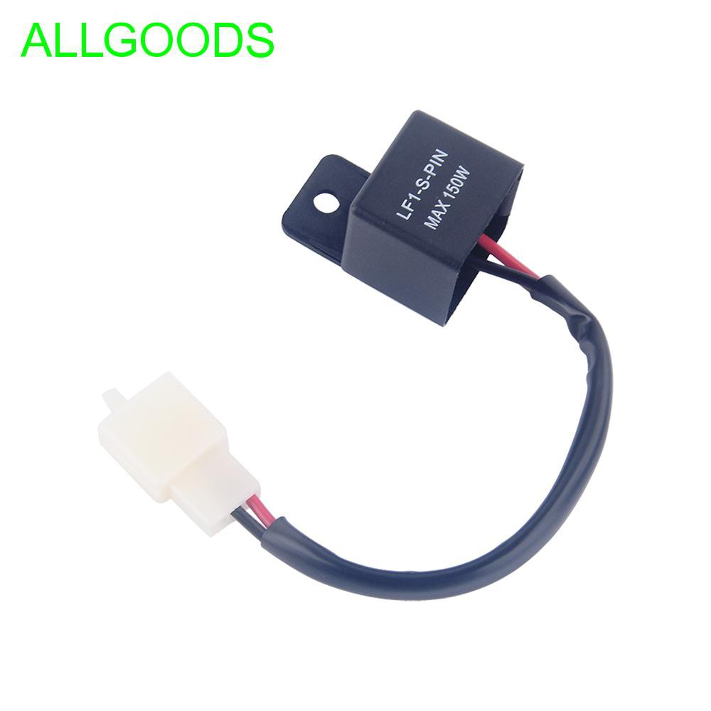 12V Electronic Blink Turn Signal Rate Control Motorcycle Relay