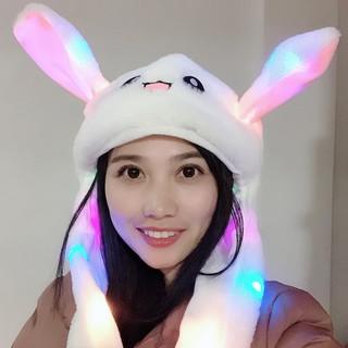 bf447c71f Cute Bunny Plush Hat Funny Playtoy Ear Rabbit Gift | Shopee Philippines