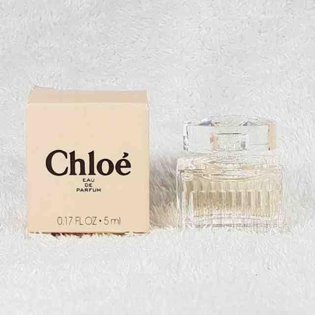 Chloe De Perfume 5ml Eau Parfum Mini OXkuZiP